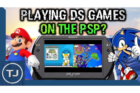 What Happens When You Play DS Games On PSP? (DSonPSP ...
