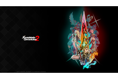 Xenoblade Chronicles 2 Full HD Wallpaper and Background ...