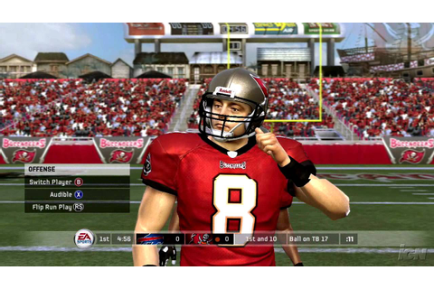 Madden NFL 06 Xbox 360 Gameplay - Tampa (HD) - YouTube