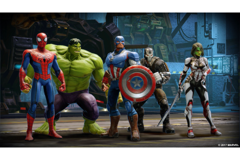 Marvel Strike Force announced with a new trailer and ...