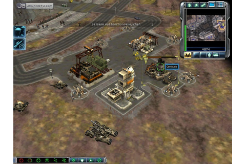 Command and conquer 3 les guerres du tiberium : retabverb