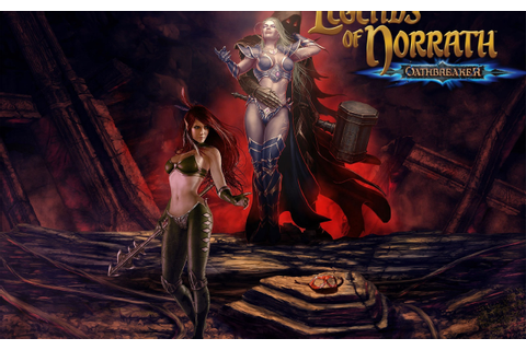 Legends Of Norrath HD Wallpaper | Background Image ...