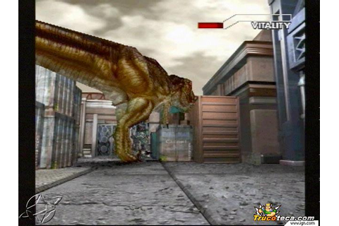 Download Free Games Compressed For Pc: dino crisis 2 game ...