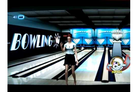 HIGH VELOCITY BOWLING - YouTube