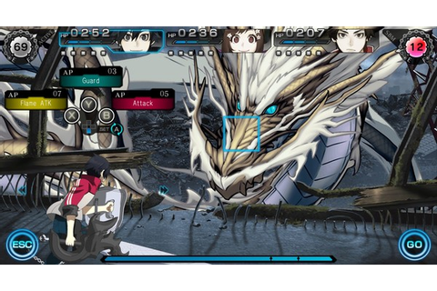 Ray Gigant coming to PC via Steam on August 10 - Gematsu