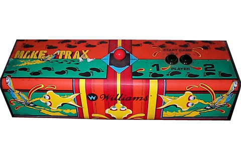 Traxx (video game)