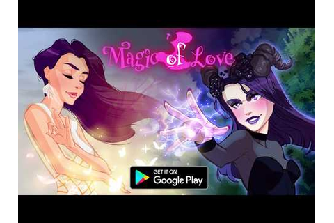 Witch Love Story Games: Magic of Love - Apps on Google Play