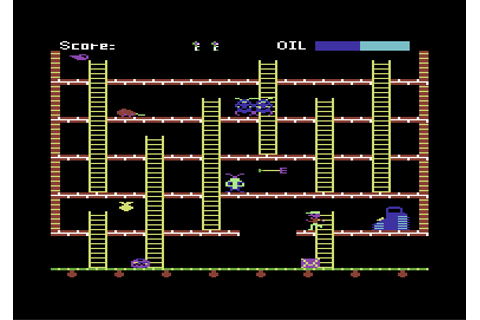 Download Felix in the Factory (Commodore 64) - My Abandonware
