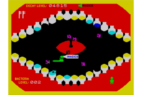 ZX – I Play Spectrum Games