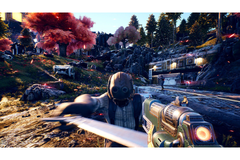 Obsidian's New Game 'The Outer Worlds' Is The Space ...