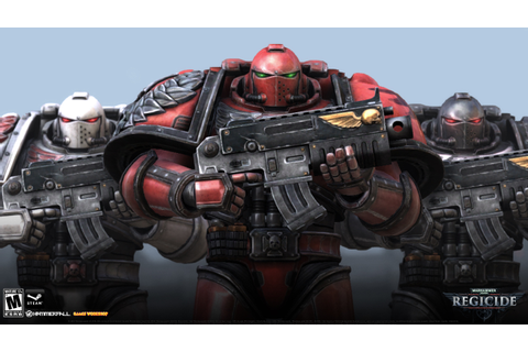 GameTest – Warhammer 40,000 : Regicide (PC) | Game Side ...