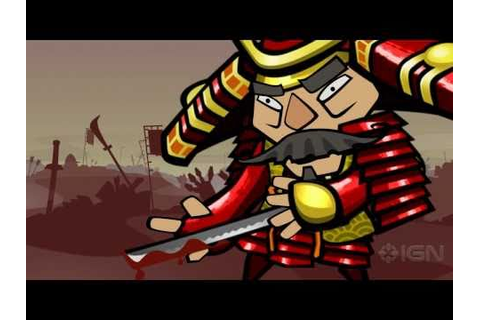 Skulls of the Shogun: Trailer - YouTube