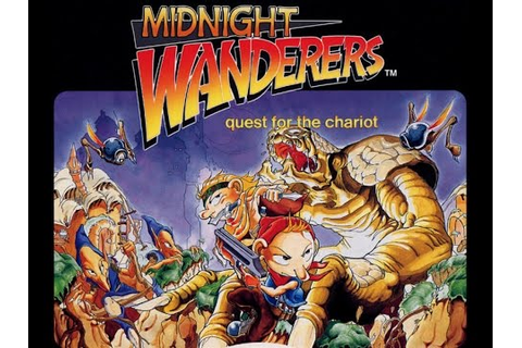 Arcade longplay - Three Wonders - Midnight Wanderers Quest ...