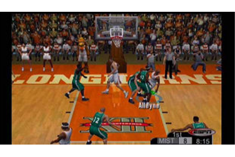 ESPN College Hoops 2K5 Game | PS2 - PlayStation