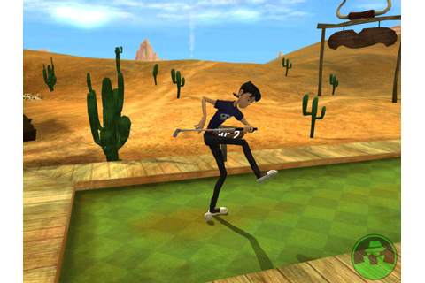 3D Ultra Minigolf Adventures Screenshots, Pictures ...