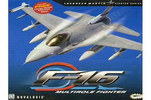 F 16 Multirole Fighter Game Download Free For PC Full ...