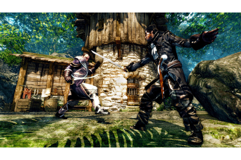 Amazon.com: Risen 2 Dark Waters PS3: Video Games