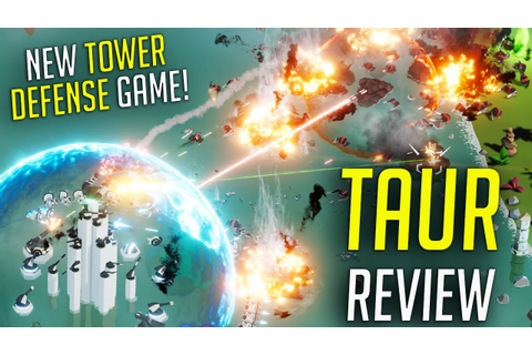 TAUR Gameplay Review - New Tower Defense Game! - YouTube