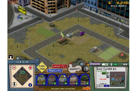 FREE DOWNLOAD GAME TYCOON Trailer Park Tycoon (PC/ENG ...