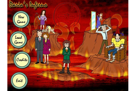 Download Daria's Inferno - My Abandonware