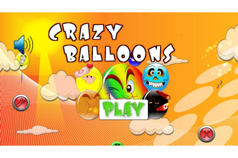 CRAZY BALLOONS - Android Apps on Google Play