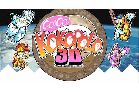 Go! Go! Kokopolo 3D Will Be Digging Its Claws Into the 3DS ...