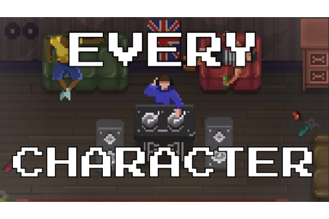 (OUTDATED) How to Unlock Every Character in Party Hard ...