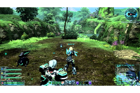 Phantasy Star Online 2: Game Impressions [From a HUGE Fan ...