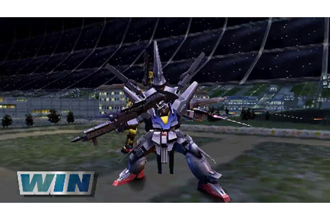 Gundam VS Gundam Next - Providence Gundam Arcade Run - YouTube