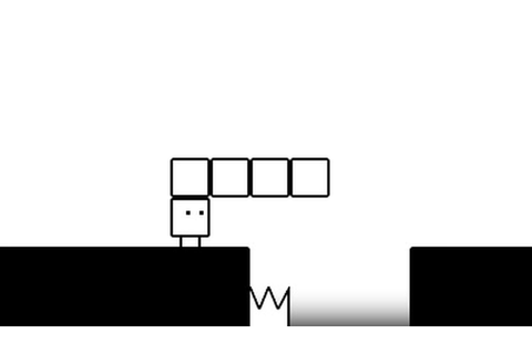 Boxboy is an adorable Nintendo 3DS puzzle game about boxes ...