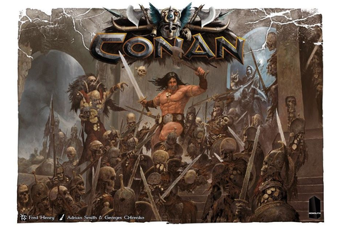 Conan | Board Game | BoardGameGeek
