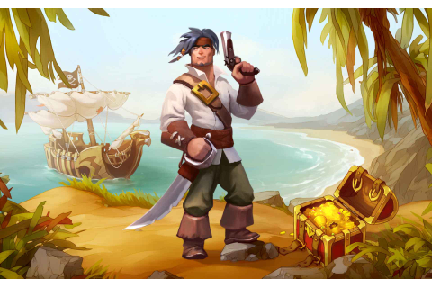 Land ho! Braveland Pirate awaits! - GameHouse