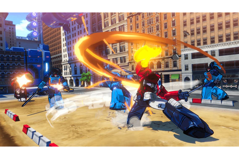 Transformers: Devastation Xbox One Game Page Goes Live ...