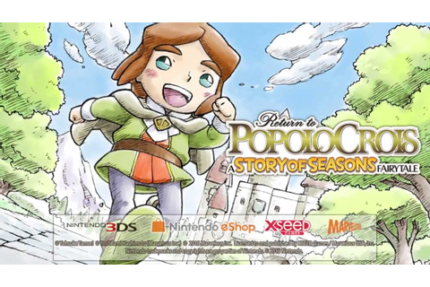 Return to PopoloCrois: A Story of Seasons Fairytale ...