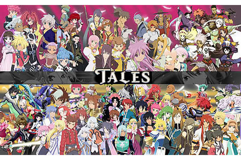 Top 5 Modern Games in the Tales of Series