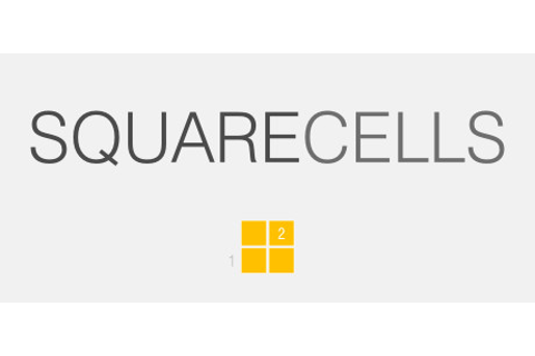 Save 70% on SquareCells on Steam