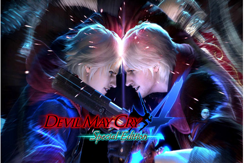 Devil May Cry 4 Special Edition Free Download - Repack-Games