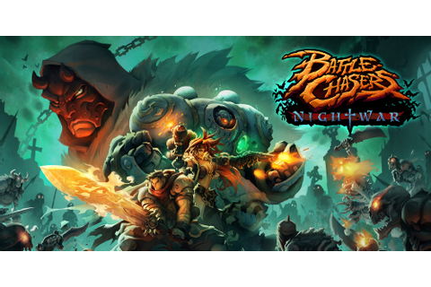 Battle Chasers: Nightwar | Nintendo Switch | Games | Nintendo