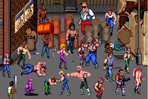 Double Dragon: Το θρυλικό video game που μας έμαθε να ...