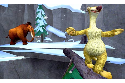 Download Game Ice Age 3 Dawn of the Dinosaurs Full Versi ...