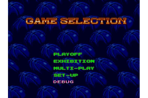 Double Dribble: The Playoff Edition | Classic Videogame ...