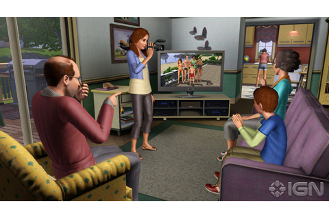 The Sims 3 Generations Free Download Game