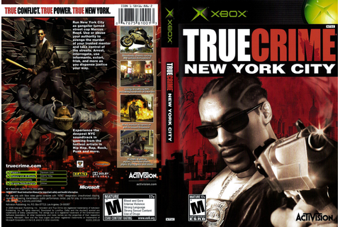 'True Crime: New York City' Tracklist