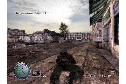 Sniper Elite 1 Game Download Free For PC Full Version ...
