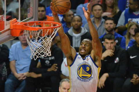 NBA Finals: Warriors' Andre Iguodala expected to play in ...