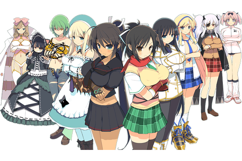 KrisZ on Anime, Manga, Cosplay and Video Games: Senran ...