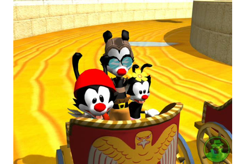 Animaniacs: The Great Edgar Hunt Screenshots, Pictures ...