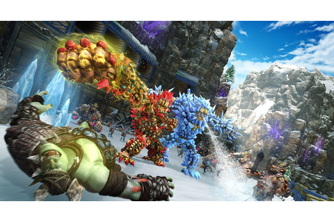 Knack 2 review – the main meme/platformer of September ...