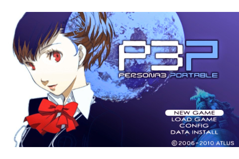 Shin Megami Tensei Persona 3 Portable PSP ISO Rom Game for ...