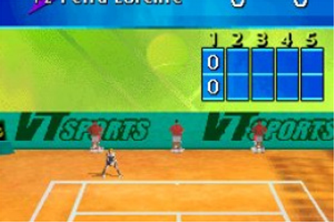 VT Tennis (DSiWare) News, Reviews, Trailer & Screenshots